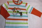 striped raglan with Tigger