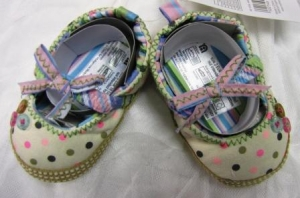 baby's bootees ― Maksimka - quality children's clothing.