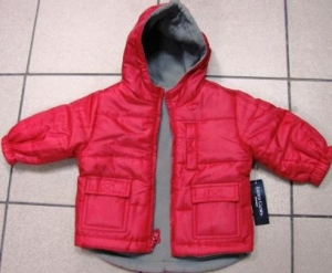 jacket is double-sided ― Maksimka - quality children's clothing.